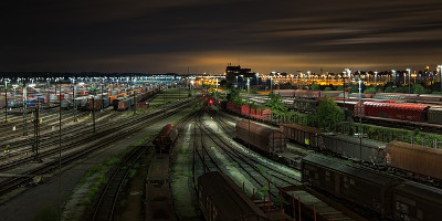 SAP Yard Logistics - simplify and streamline truck, container & rail yard management